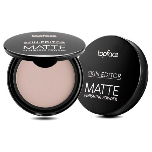 Topface Пудра компактная Skin Editor Matte Compact Powder PT263 002
