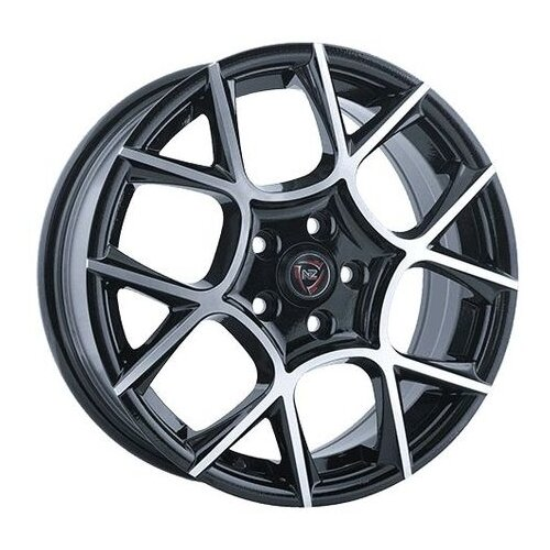 Фото - Колесный диск NZ Wheels F-26 6x15/5x112 D57.1 ET47 BKF колесный диск nz wheels f 50 6x15 5x112 d57 1 et47 w b