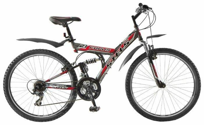 Горный (MTB) велосипед STELS Focus 21 Speed (2012)
