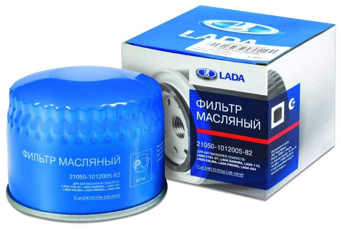 Масляный фильтр LADA 21050-1012005-82