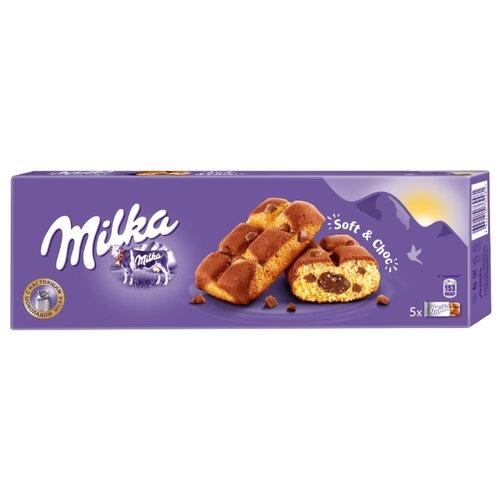 Пирожное Milka Soft&Choc 175 г