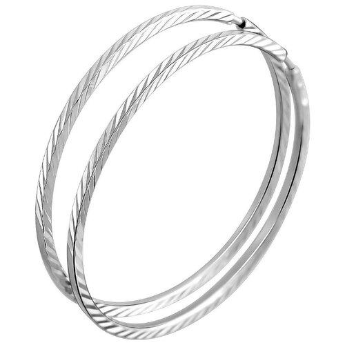 Эстет Серьги из серебра С36С75223006