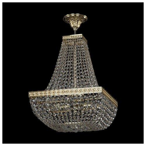 Люстра Bohemia Ivele Crystal 1928 19282/H2/35IV G, E14, 240 Вт bohemia ivele crystal 1928 55z g