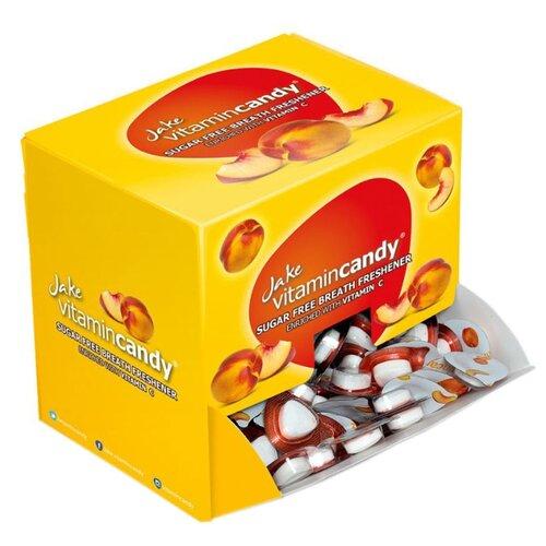 Леденцы Jake vitamincandy Персик 216 г jake dyer colemans diary