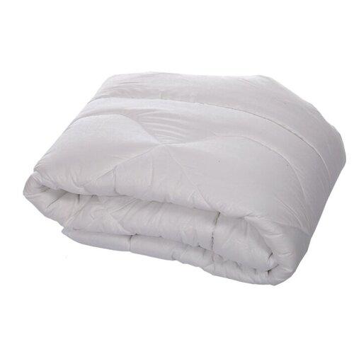 Одеяло AMO LA VITA Лебяжий пух искусственный, всесезонное, 170 х 205 см (белый) штора для ванной dasch la vita кораллы цвет мультиколор 178 х 200 см
