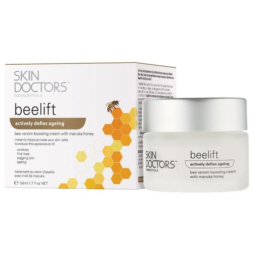 Skin Doctors Beelift Крем для лица омолаживающий против морщин и других признаков увядания кожи, 50 мл