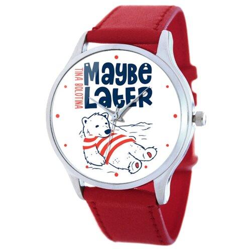 Наручные часы TINA BOLOTINA Maybe Later Extra (EX-062) будильник tina bolotina лондон awo 009