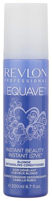 Revlon Professional Equave Кондиционер несмываемый двухфазный для блондированных волос