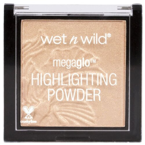 Wet n Wild Пудра-Хайлайтер Megaglo Highlighting Powder E321b, precious petals