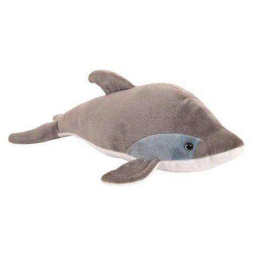 Мягкая игрушка Junfa toys В дикой природе Дельфин 30 см