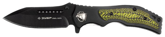Стоит ли покупать Нож складной ЗУБР Командор (47721)? Отзывы на Яндекс.Маркете