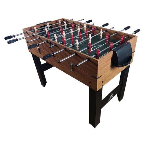цена на Многофункциональный игровой стол DFC Solid 48 JG-GT-54810 коричневый/черный