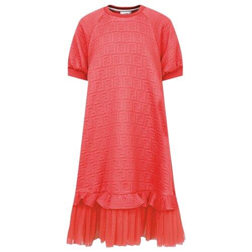 Платье FENDI размер 116, розовый