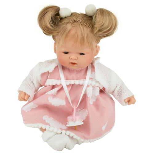 Купить Кукла Nines Artesanals d'Onil Мечтательница вид 3, 26 см, Куклы и пупсы