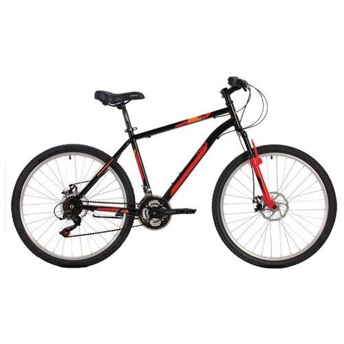 цена на Горный (MTB) велосипед Foxx Aztec D 26 (2020) красный 16 (требует финальной сборки)