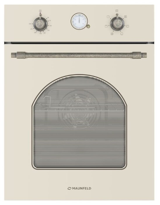 Электрический духовой шкаф MAUNFELD EOEF516RIB