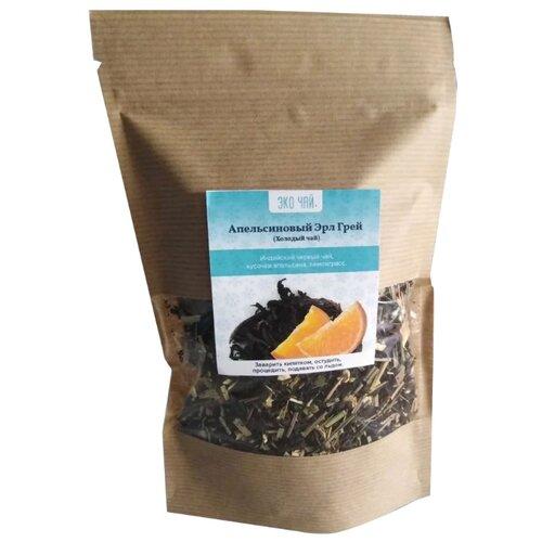 Чай черный Эко чай Апельсиновый Эрл Грей , 100 г