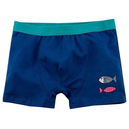 Купить Трусы Bossa Nova размер 38, синий, Белье и пляжная мода
