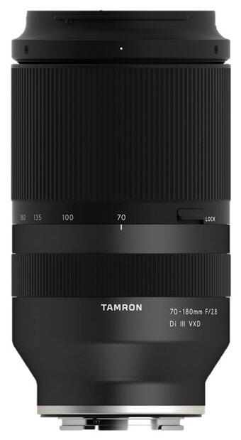 Объектив Tamron A056 70-180mm Di III VXD F/2.8 Sony E — купить по выгодной цене на Яндекс.Маркете