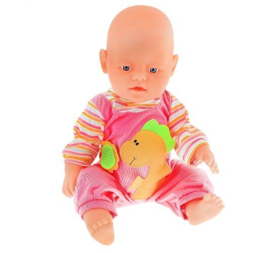 Фото - Интерактивный пупс Joy Toy Маленькая Ляля, 058-19R интерактивный пупс joy toy маленькая ляля 058 19r