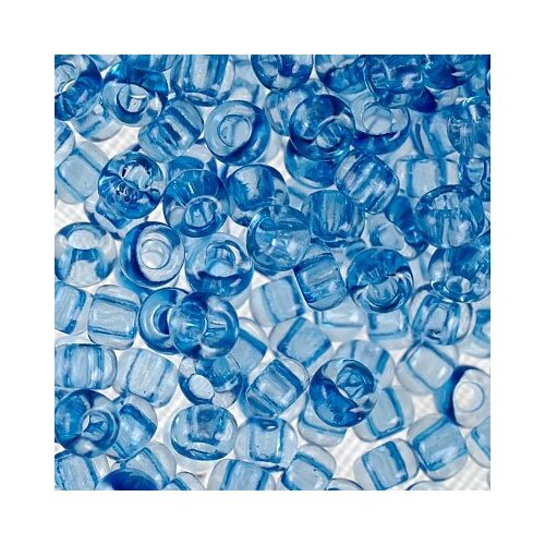 Купить Бисер Preciosa , 10/0, цвет: 01132 синий, 50 грамм, Фурнитура для украшений