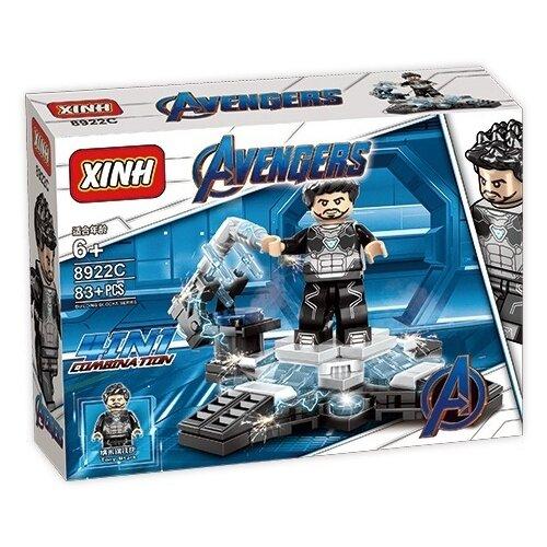 Конструктор Xinh Avengers 8922C Железный человек 8