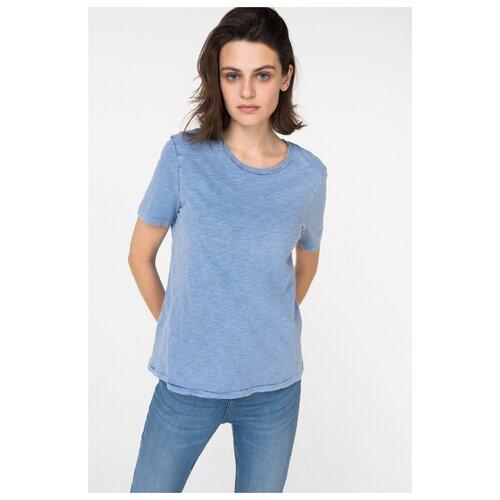 Футболка Vero Moda 10210348 размер XS, голубой футболка vero moda 10195723 размер xs серый