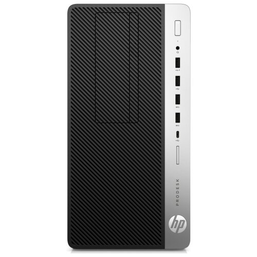 Настольный компьютер HP ProDesk 600 G5 MT (7AC23EA) Micro-Tower/Intel Core i5-9500/8 ГБ/16 ГБ SSD+1 ТБ HDD/Intel HD Graphics 630/Windows 10 Pro черный компьютер