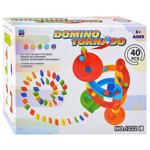Динамический конструктор Yulin Domino Tornado 1222 Горки