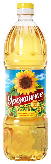 Благо Масло подсолнечное Урожайное рафинированное дезодорированное