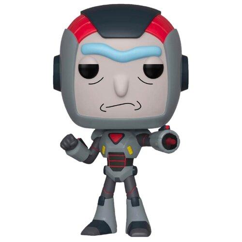 Купить Фигурка Funko POP! Рик и Морти - Рик в костюме для чистки 40248, Игровые наборы и фигурки