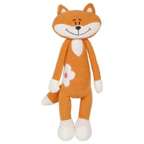 maxitoys мягкая игрушка maxitoys luxury slim лисичка с цветочком 33 см Мягкая игрушка Maxitoys Лисичка с цветочком 33 см
