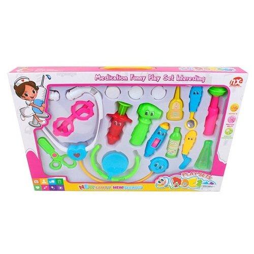 Набор доктора Наша игрушка 805-1 набор доктора наша игрушка 643452
