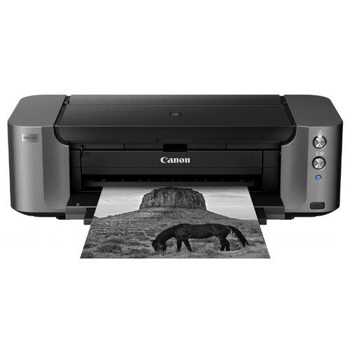 Принтер Canon PIXMA PRO-10S черный принтер canon pixma g1411 черный