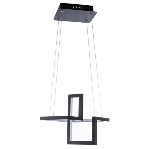 Светильник светодиодный Arte Lamp Mercure A6011SP-1BK, LED, 33 Вт