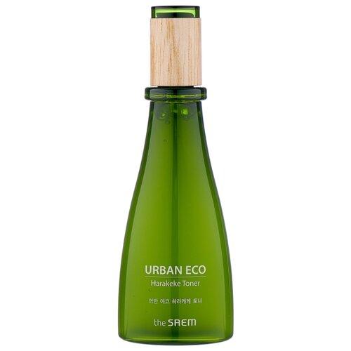 The Saem Тонер Urban Eco Harakeke 180 мл the saem тонер sooyeran radiance 150 мл