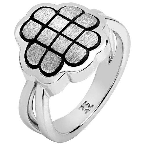 Эстет Кольцо с 1 эмалью из серебра 01К0510316Э, размер 16 эстет кольцо с 1 эмалью из серебра 01к0511224э размер 16