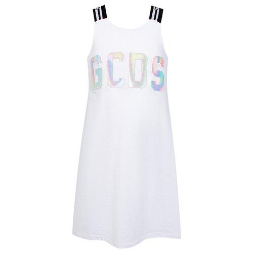 Платье GCDS размер 128, белый