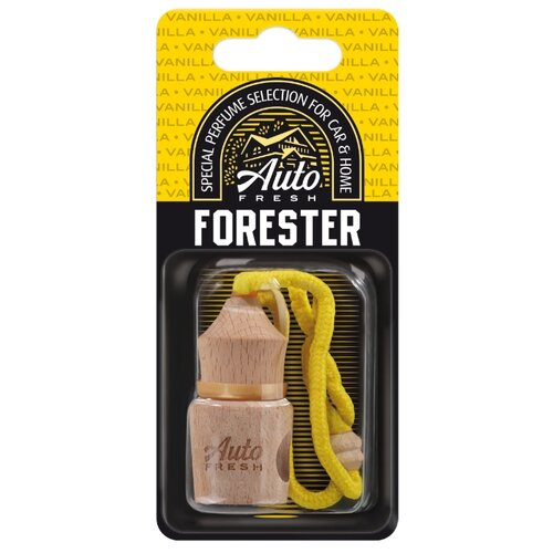 цена на Auto Fresh Ароматизатор для автомобиля Wood Forester Vanilla