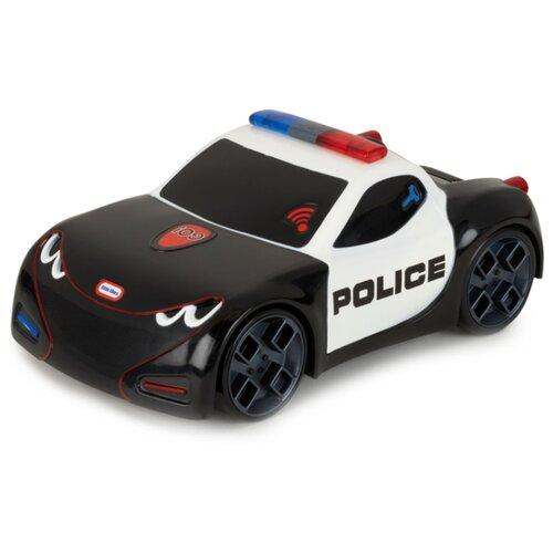 Легковой автомобиль Little Tikes Touch n' Go Police (634260/646140E4C) 16.5 см черный/белый машинка little tikes 643309e4c черный белый