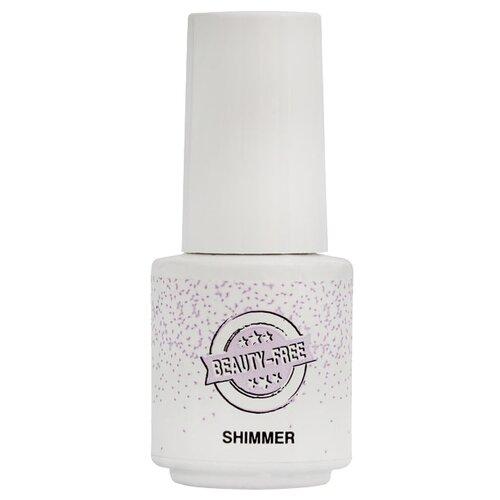 Купить Гель-лак для ногтей Beauty-Free Shimmer, 4 мл, лиловый
