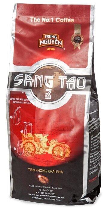 Кофе молотый Trung Nguyen Sang Tao №3 — купить по выгодной цене на Яндекс.Маркете