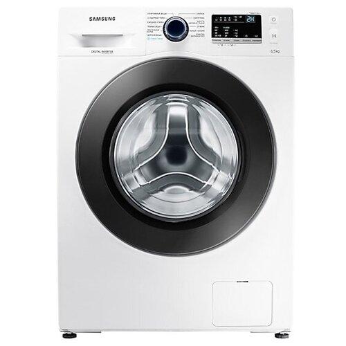 Фото - Стиральная машина Samsung WW65J30G0PW стиральная машина samsung ww80r42lhfw