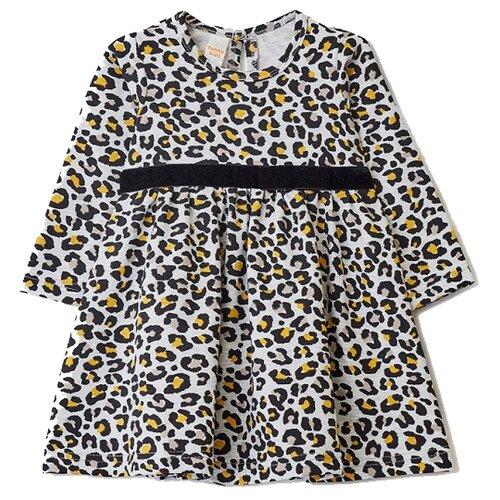 Платье Веселый Малыш размер 92, мультиколор