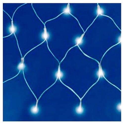Гирлянда Uniel Сетка ULD-N2520-240, 250 х 200 см, 240 ламп, белый/белый провод