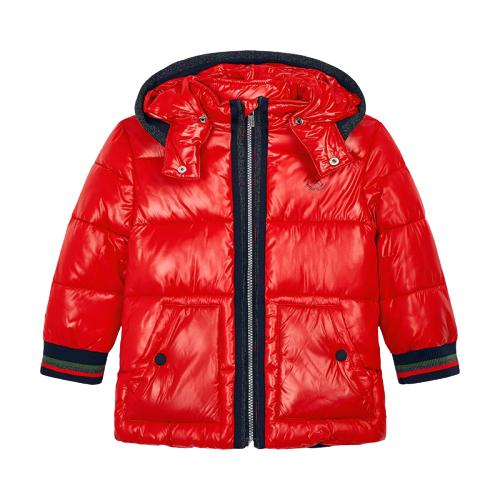 Купить Куртка Mayoral размер 122, 085 вишня, Куртки и пуховики