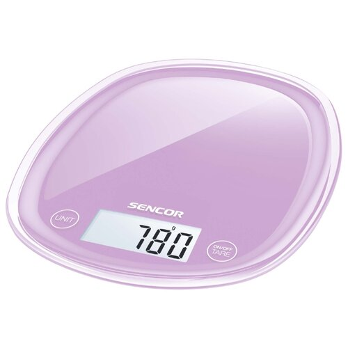 Кухонные весы Sencor SKS 30/31/32/33/34/35/36/37/38 фиолетовый