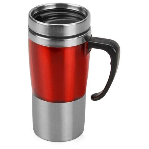 Кружка с термоизоляцией «Чаепитие», красный