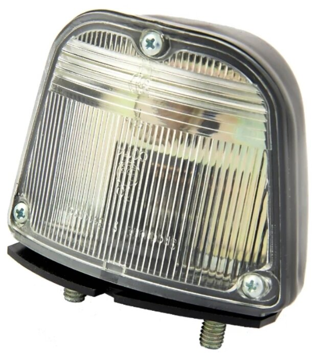 Лампа внешняя Руденск для освещения заднего номерного знака 112.00.05-01