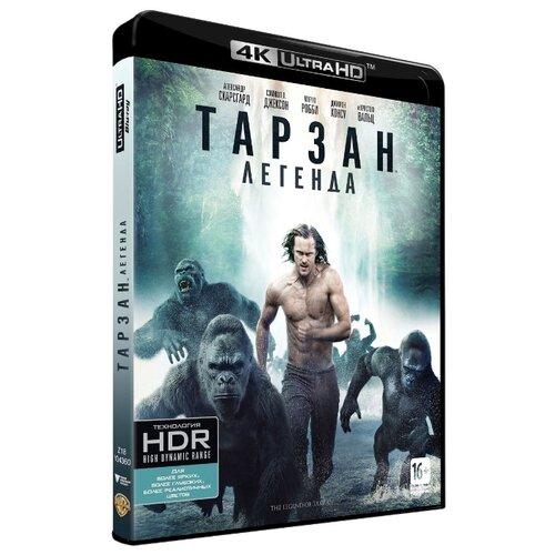 Тарзан. Легенда (4K Ultra HD)